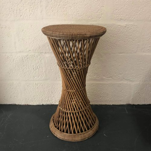 boho-rattan-side-table